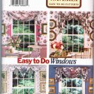 90's Butterick Craft Sewing Pattern 3395 Easy to do Window Scarf Scarves Topper UNCUT