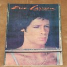 Eric Carmen - Boats Against The Current - songbook song book music book sheet music
