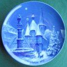 Michelstadt Berlin Design The German Christmas Plate 1972