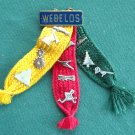 Boy Scouts Vintage Webelos With11 Pins