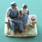 Norman Rockwell The Lighthouse Keepers Daughter Figurine