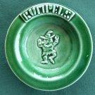 Vintage Ceramic Ashtray From Rumpels