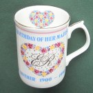 Queen Elizabeth The Queen Mother 90th Birthday Cup Mug