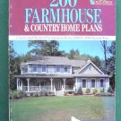 Blue Ribbon 200 Farmhouse and Country Home Plans