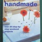 Simple Handmade Furniture Hardcover 2001