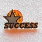 Success Star Vintage Metal Tie Tack Pin