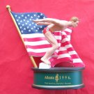 ATLANTA 1996 SWIMMING FIGURINE OLYMPIC SPIRIT COLLECTION
