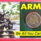 Be All You Can Be Highland US Army Military Mint Coin Set