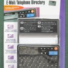 Aurora TM 200 Email Telephone Directory