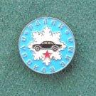 CCCP Original Soviet Russian Metal Pin