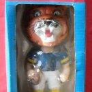 Vintage Pittsburgh Panthers 1984 Pitt Mascot Bobbing Head Doll