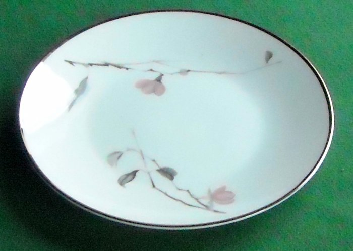 Rosenthal Germany china pattern Japanese Quince 3725 bread and butter plate