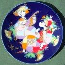 Bjorn Wiinblad Orientalische Nachtmusik Rosenthal Sample Plate
