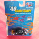 CarQuest Ford Coupe Street Rod 1 64 Die Cast