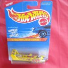 Hot Wheels Hydroplane Flamethrower Series Mattel Collector 385