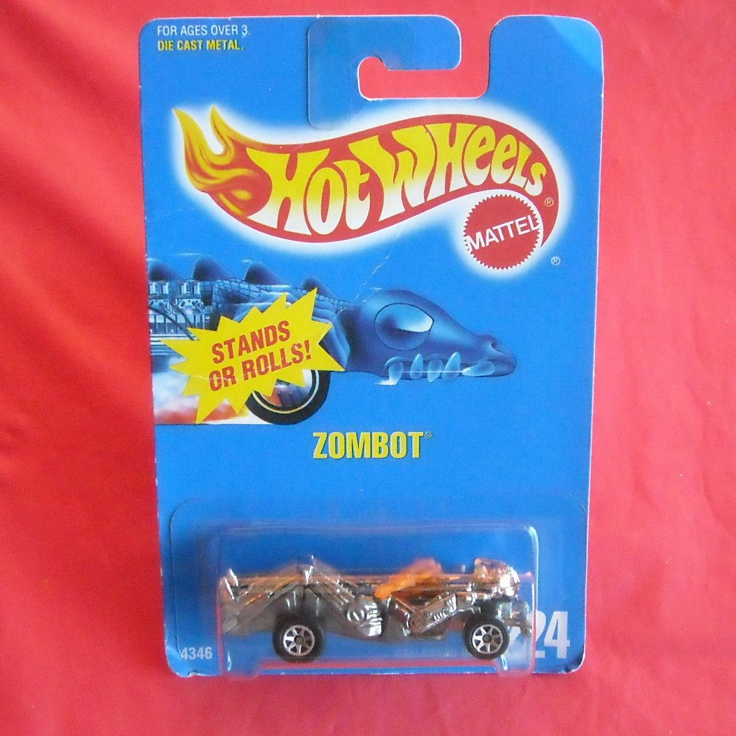 Mattel Hot Wheels Zombot Collector No 224