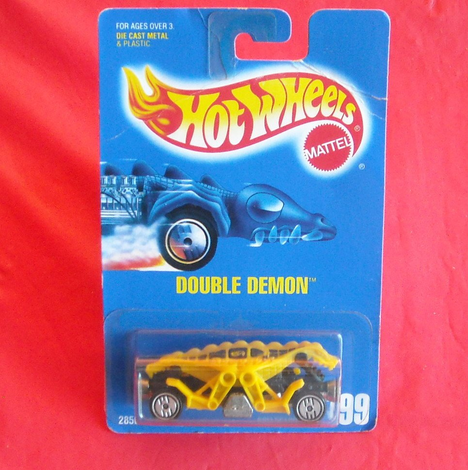 Mattel Hot Wheels Double Demon Collector No 199