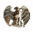 American Eagle 3D Avon Vintage Belt Buckle