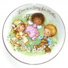Love Is A Song Avon Mothers Day 1983 Plate