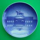 Amalienborg Bing & Grondahl Copenhagen Jubilee Plate 1895 1970