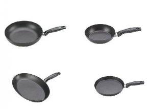 4-Piece Frying Pan Set