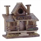 Moose Lodge Birdhouse