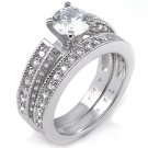 Wedding Engagement Ring Sets
