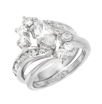 Wedding Engagement 2 Set Rings