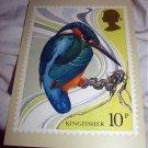 British Philatelic - Birds Picture Stamp Card Series 1980 PC