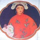 H.J. SOULEN- Oriental Beauty in Portrait Magazine Cover Artwork Print