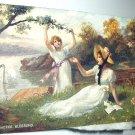 Oilette-Raphael Tuck UNUSED Postcard-Sunny Summer-Herbert Horwitz