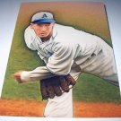 LEFTY GROVE Stamp-Philadelphia Athletic-Commemorative Unused Prepaid Postcard