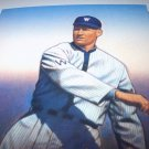 WALTER JOHNSON Stamp-Washington Senators Pitcher-Commemorative Unused Prepaid Postcard