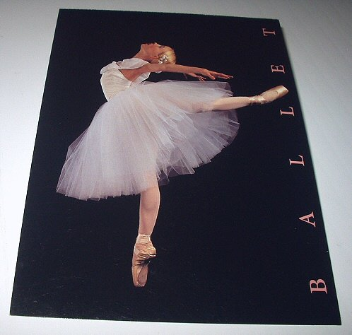 Unused Postal Card-BALLET STAMP-Beautiful Ballerina Dancing