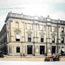 Used 1919 Postcard-City Court House,Indianapolis,Indiana
