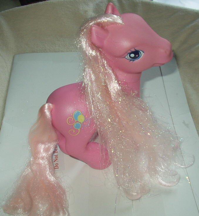 2005 Retired Pinkie Pie Large My Little Pony Styling Pony Toy