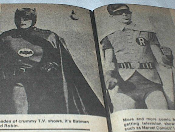 Secret Origins #6 (Batman-Halo) Marshall Rogers Art