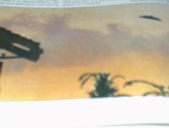 UFO Exist (Paperback) Black & White Photos