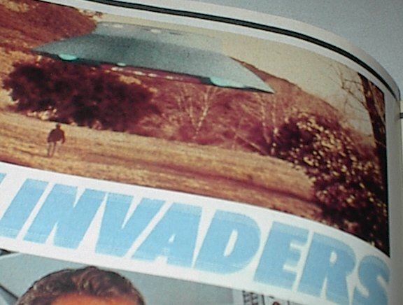 Truth About UFO Crash At Roswell (Paperback) Black & White Photos