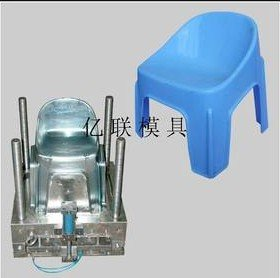 Chair Plastic injection mold @ tool@mould maker manufactuer in China at lowest cost