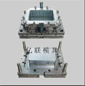 plastic tank injection mold @ tooling @ mould maker in China at lowest cost