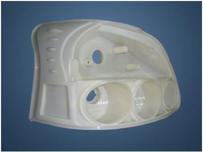 Auto lamp housing molding production maker factory