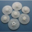 Precision Gears molding production at low cost