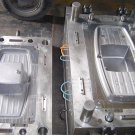plastic safety helmet injection mould, plastic injection mold, plastic mould