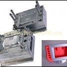 China abs pp pe pa66 pc pmma pom nylon glassfire mouldings