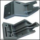 China abs pc pmma pom aluminum zinc brass steel prototypes
