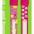 Infoband -Flowers & Hearts 2-pack