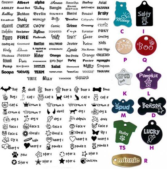 Pet Id-Tags