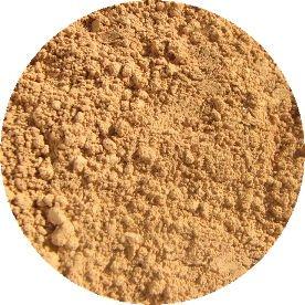 Mineral Foundation Powder Makeup - MEDIUM CHAMPAGNE (Slightly Warm)- 30g Jar - FREE Shipping!