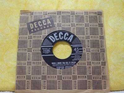 Gordon Jenkins Charmaine When I Grow Too Old To Dream 1951 DECCA Records 9-27886